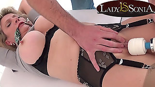 British Mother Id Like To Fuck Lady Sonia Tied Up And Teased
