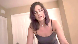 Step Aunt-in-law Gives Nephew A Massage Helena Price