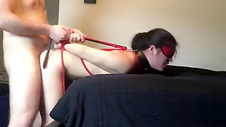 Bound Choked Out And Rough Fucked With Multiple Ejaculations