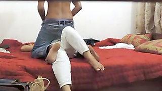 Desi Young Duo Intercourse