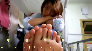 Youthfull Asian Feet Mao X