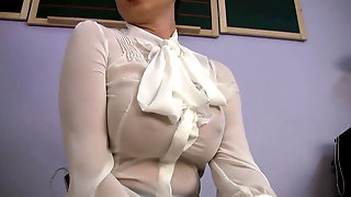 Mistress Trinity - Fetish Goddess... Fabulous TEACHER Pt.2