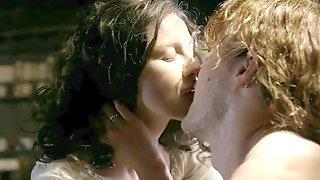 Outlander Trio Romp Episodes Compilation