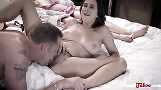 Step-dad Makes Me Drug Mom, So He Can Have His Way With Me-PURE TABOO