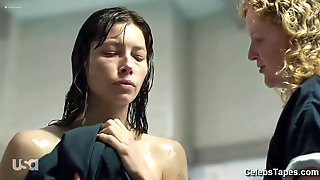 Jessica Biel Bare And Sex Sequences From The Sinner