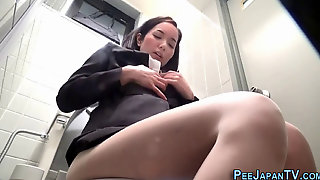 Japanese Teen Massages Fur Covered Box