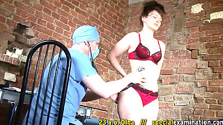 Medical Exam Olga