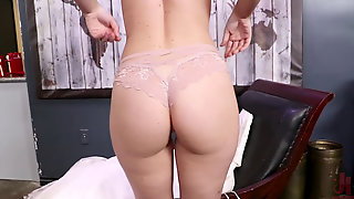 Bride Hoe: Ella Nova Takes Five Stiff Cocks Right Before Her Wedding Day