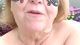 GRANNY LIKES LONNNNGGGG COCKS...a Yummy Pumpkins Compilation