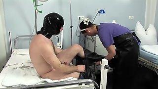 Rubber Clinic Privatepatient Part 1
