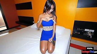 Thai Amateur Teen Bar Girl Short Time Room Suck N Fuck