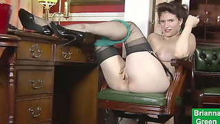 Gaping Hairy Cunts In Vintage Lingerie