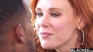 BLACKED Maitland Ward Is Now BIG BLACK PENIS Only