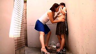 Fabulous Adult Scene Lesbian Exclusive Show