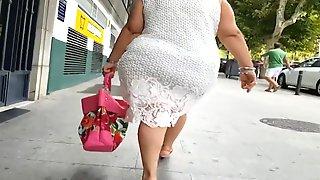 Big Housewife Big Panties - Big Melons