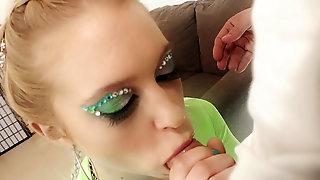 Cute Blonde Chloe Cherry Crazy Anal Encounter