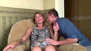 Heavily Pregnant Rita Rush Has Anal Sex