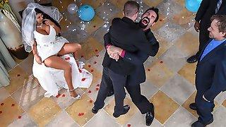Catch The Garter Belt, Fuck The Bride