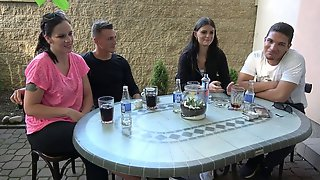 CZECH WIFE SWAP 9/1 (Young And Horny)