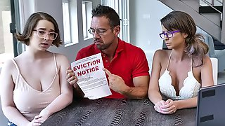 Eviction And Dick Addiction