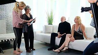 Jessica Drakes Guide To Wicked Sex -Senior Sex, Scene 2