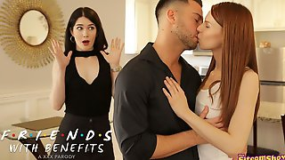 Friends With Benefits The One With Monica And Rachel