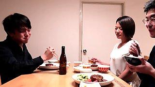 Cum Load Sucking Bosss Wife  Natsu Imai