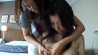 Lesbian Sucking Breast Milk 3