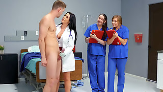 Dr. Angela White Came To Her Patient Markus Dupree