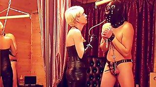Mistress Xsenija, New Slave No. 9 (introduction)