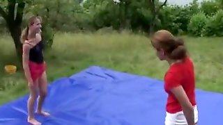 Astonishing Xxx Video Wrestling Youve Seen