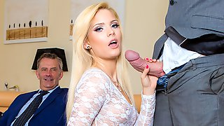 Candee Licious  Fucks For Her Voyeur Loving Husband - Private