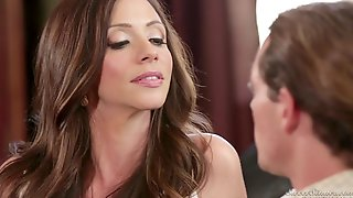 Ariella Ferrera Seduces Her Daughters Boyfriend
