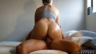 Big Nasty Milfs Rear Riding Prick Till Orgasm