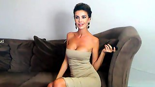 Lynne Daniels Solo Jerk Off Model