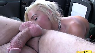 Aaliyah Ca Pelle Gives A Blowjob And A Rim Job To A Dude Before Hard Sex