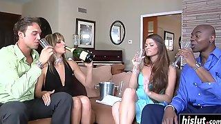 Foursome porn videos
