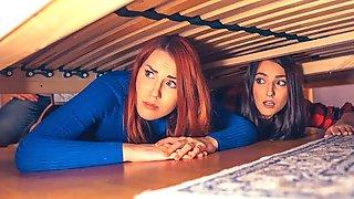 Stuck Under A Bed 2