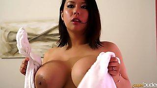 Asian Massage - Tigerr Benson Hardcore MILF Porn