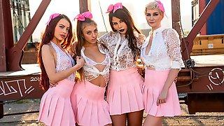 Girl Gang: Part 1
