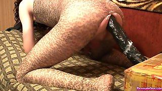 Horny Pervert Anal Masturbation - Homemade Clip