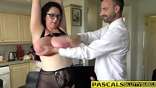 Fat Submissive Fingered