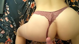 Amateur Big Tits Girlfriend Takes Dick Like A Real Tooper!