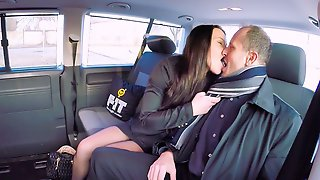 Dirty Car Sex With Horny Czech Girl Wendy Moon