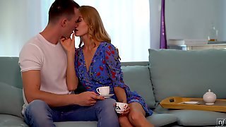 Boyfriends Thick Dick Is Everything Lustful Blonde Nancy A Desires Every Day