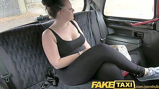 FakeTaxi London Cab Voyeur Hookup Tape