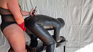 Rubber Slave Torture