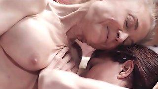 Magdalene & Nina Hartley Love Each Other