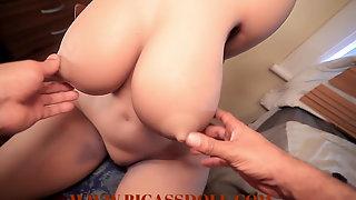 Fingering Her Hard