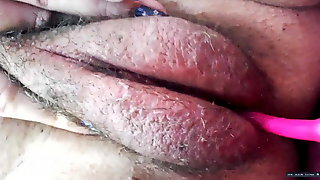 Asian Pussy Play And Slap